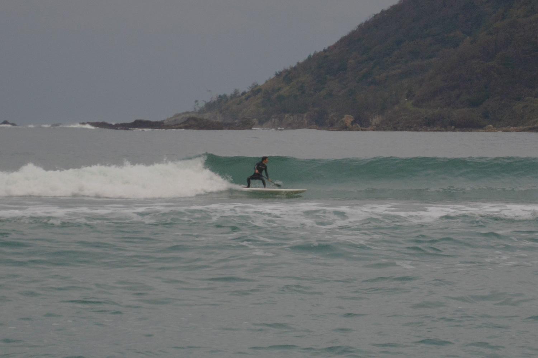 SUPでの波乗り、SUPサーフィンに最適なモデル